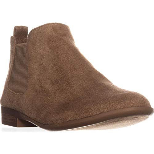 American Rag Womens Stansie Closed Toe Ankle Fashion Boots, Sand, Size 5.5...