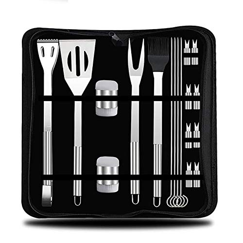 Barbecue Tool Sets Grill Accessories Bbq Tools Grilling Tools Grilling Gifts For Men Grill Accessories For Outdoor Grill Grilling Accessories Camping Grill Camping Utensils Utensil Set Griddle Spatula