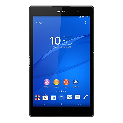 Sony SGP621 Xperia Tablet Z3 Compact LTE/46, 16GB, Nero
