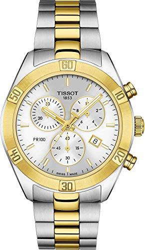 Tissot Damen-Chronograph PR 100 Sport Chic Lady T101.917.22.031.00