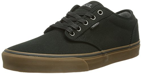 Vans' Men's Atwood Lace Up Sneaker Black 8 Medium US