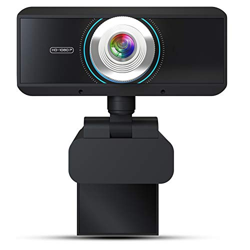 Ultra Clear HD Webcam 1080P Drive Gratis camera met microfoon Computer PC Mac-laptop Desktop Webcam voor Video Chat telefonische vergadering live uitzending