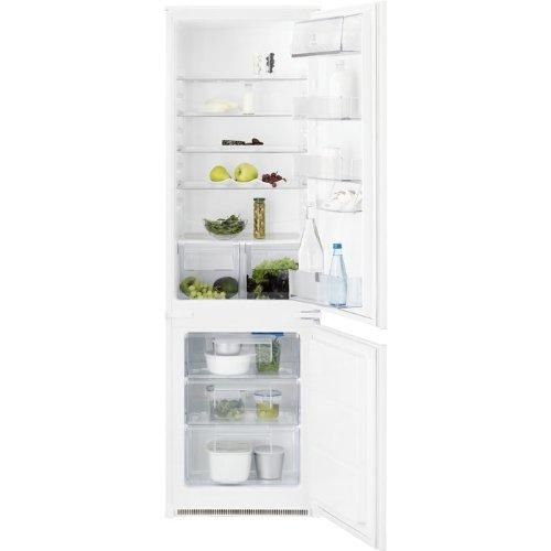Electrolux ENN12801AW Integrado 277L A+ Blanco nevera y congelador - F