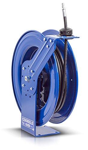 Coxreels HP-N-350 Heavy Duty Spring Rewind Hose Reel for...