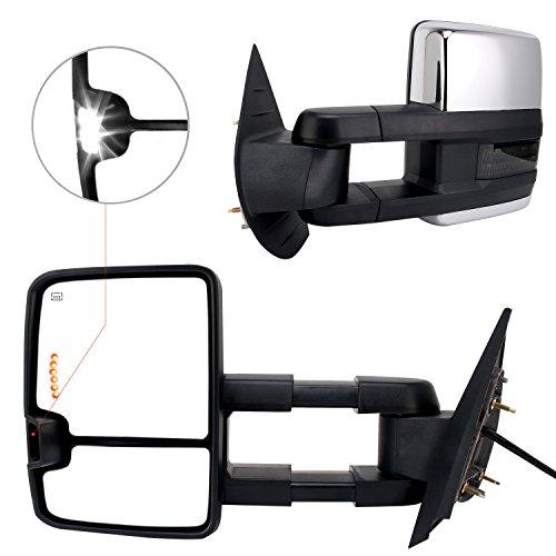 09 silverado towing mirrors - 6