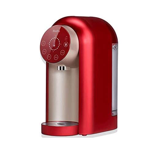 Sdesign Dispensador de Agua Caliente instantánea de Bolsillo, Mini dispensador de Agua, con Temperatura Ajustable y Volumen de Agua, diseño silencioso: hervir el Agua en Solo 3 Segundos