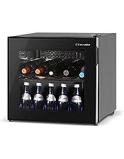 Neveras para Vinos Inventor A+ de Compresor, 43-66 litros, Silenciosas, Ideales para Conservar tus Bebidas