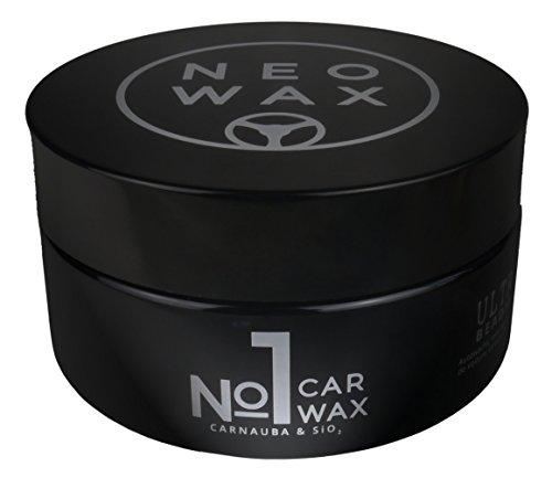 NEOWAX Car Wax №1 Autowachs mit 50{04205661f92d39e3f9c4948a96bb5e4829d4136babf32845c819d0746e9ac235} T1-Carnauba und SiO2 - mit Ultra Beading