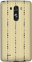 Stylizedd LG G3 Premium Slim Snap case cover Matte Finish - Linear Raindrops