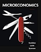 Microeconomics, 3rd Edition Front Cover