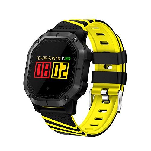 Lowest Prices! S9 Sport Wristband,taStone Color Screen Heart Rate Watch IP68 Waterproof Fitness Trak...
