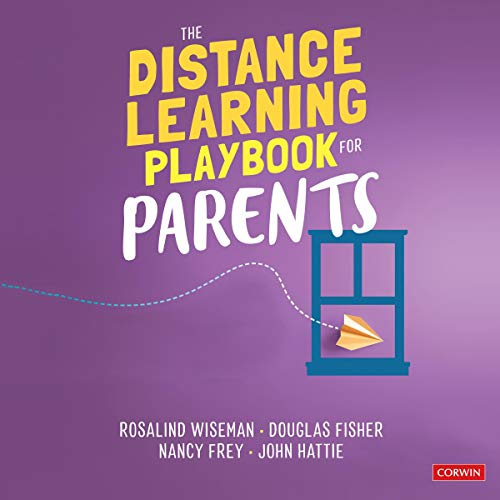 The Distance Learning Playbook for Parents cover art