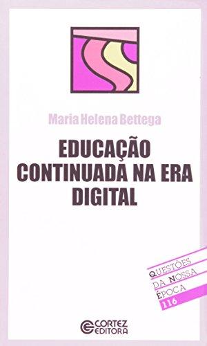 Educação Continuada Na Era Digital