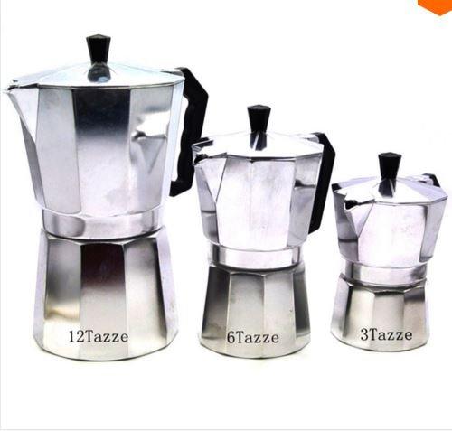 Find Discount Moka espresso coffee maker (1cup)