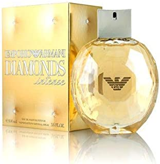 Emporio Armâni Diamonds Intense by Giòrgio Armâni Eau De Parfum Spray 3.4 OZ. 100 ml.