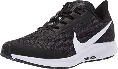 Nike BV0615-001, Running Shoe Womens, Black/White-Thunder Grey