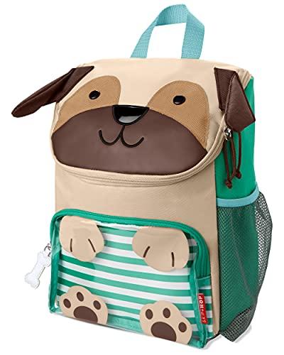 Skip Hop Zoo Big Kid Backpack - Preston Pug