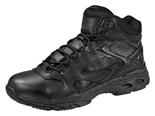 "Thorogood 834-6523 Men's ASR Series 6"" Mid-Cut Tactical Boot, Black - 14 W US"