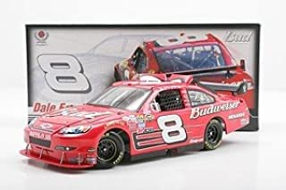 2007 Dale Earnhardt Jr #8 Impala SS COT Budweiser Car of Tomorrow Dale's Only Red Budweiser COT Paint Scheme Hood Opens, Trunk Opens HOTO Motorsports Authentics (AKA Action Racing) Driver's Select Adult Collectible Limited Edition
