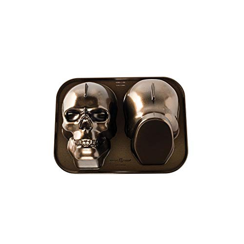 Nordic Ware,,Nordic Ware Haunted Skull Pan