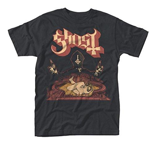Ghost Infestissumam Oficial Camiseta para Hombre (Large)
