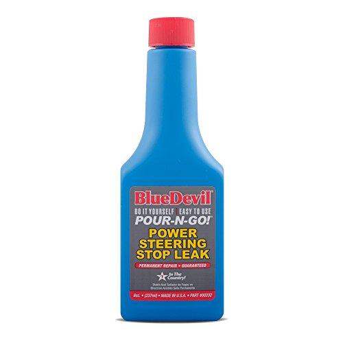 Blue Devil (00232-6PK) Power Steering Stop Leak - 8 Ounce, (Pack of 6)