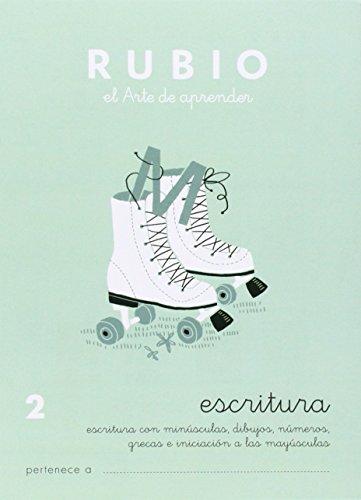 Ediciones Técnicas Rubio - Editorial Rubio C-2 - Cuaderno caligrafía (Escritura RUBIO)