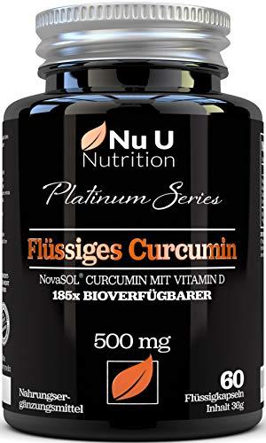 Nu U Nutrition -  Kurkuma (curcuma)