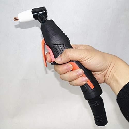 Soplete de Soldadura, 1 unids PT31 HF Torch de corte de plasma PT-31 Antorcha Inversor Cortador de plasma para 30-50A Máquina de corte de plasma enfriado por aire Accesorios de soldadura