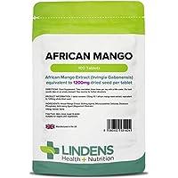 Lindens mango africano 1200mg Pastillas Paquete de 100GB Fabricante