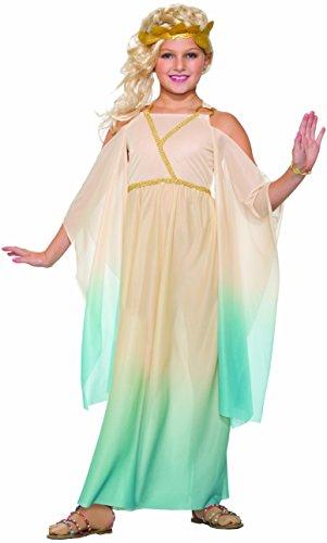 Forum Novelties Kids Lovely Goddess Costume, Multicolor, Large