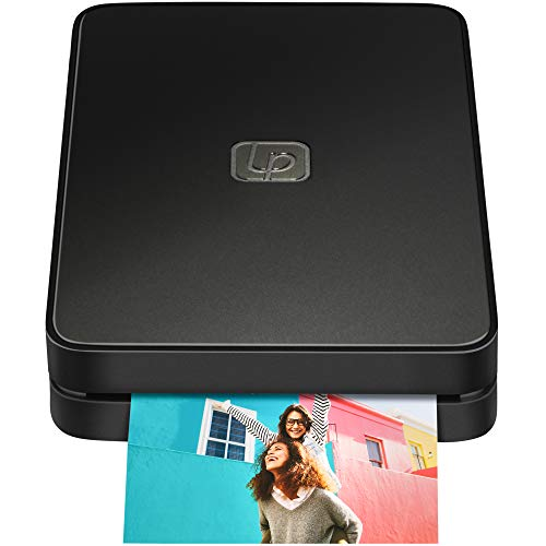 Lifeprint 2x3 Portable Photo and Video Printer for iPhone and Android. Make Your Photos Come to Life w/Augmented Reality - Black