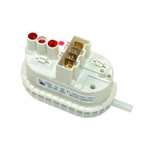 WHIRLPOOL Waschmaschine Druckschalter 481227128381