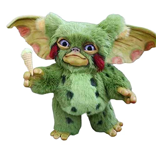 GDYJP Decoraciones de Halloween Gremlins-Monster Resina Estatua Creativa Mogwai Muñeca Hecha A Mano Lindo Arte Miniatura Decoraciones de Halloween para Home Home (Color : F, Tamaño : 15cm)