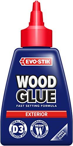 Evo Stik 717015 - Colla per legno, resistente all'acqua, 250ml