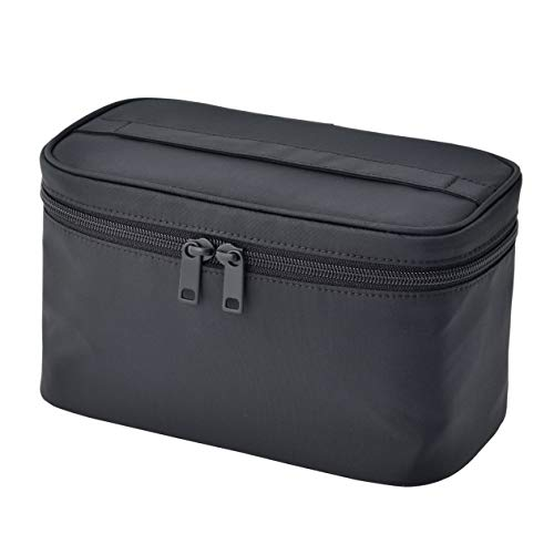 MUJI - Pouch With Handle Black