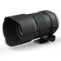 A modern and versatile macro telephoto lens designed for full-frame high-resolution DSLR cameras. Its fast aperture of f/2.8 facilitates shorter exposure times, while its moderately long focal length of 150mm provides an excellent compromise between ...