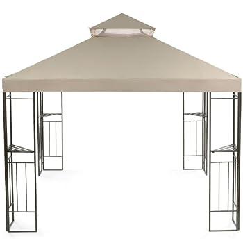 Best jcpenney garden gazebo replacement canopy Reviews