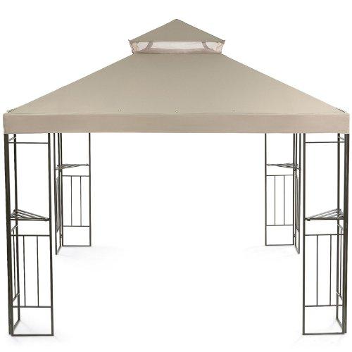 JCP 2011 Garden Gazebo Replacement Canopy Top Cover