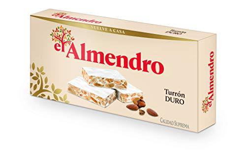 El Almendro Turrón Duro, 250g
