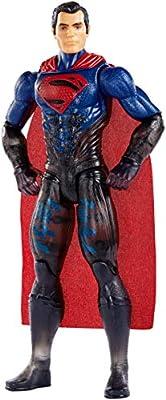 DC Comics Stealth Suit Superman Action Figure