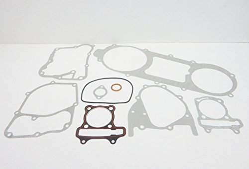 150cc GASKET KIT FOR SCOOTERS, ATVS, KARTS, WITH LONG CASE GY6 MOTORS