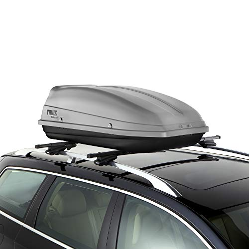 Thule Sidekick Rooftop Cargo Box Grey, One Size