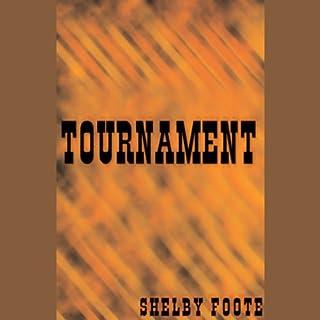 Tournament  audiobook cover art