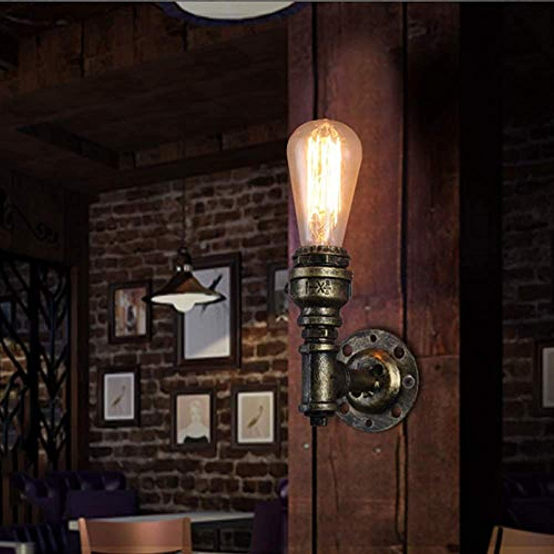 ATR Wandleuchte American Industrial Treppenhaus Gang Porch Balkon Lampen Europischen Retro Restaurant Bar Wasserleitung Wandleuchte