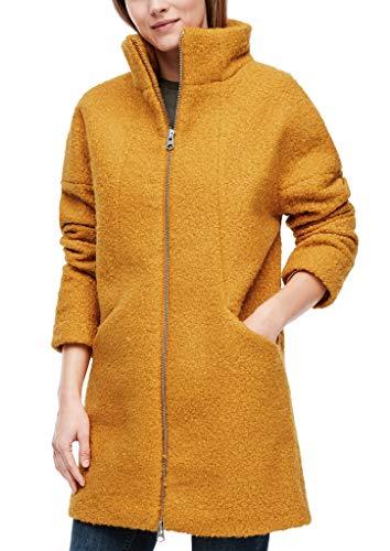 Q/S designed by - s.Oliver Damen 510.12.009.16.151.2039703 Daunenmantel, golden Yellow, S