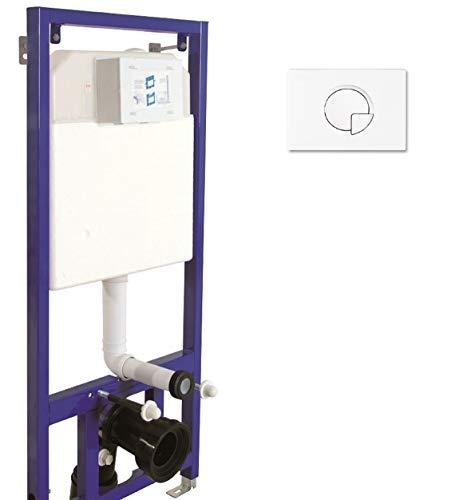 Vorwandelement Unterputz WC Spülkasten ECO Montageelement Unterputzspülkasten Hängewand Element