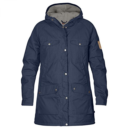 FJÄLLRÄVEN Greenland Winter Parka Women - Storm/Grey