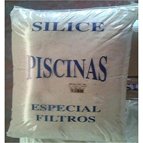 Salinera EspañOla. Arena Piscina - Arena depuradora 25kg filtrante salinera arena piscina