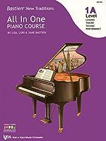 Bastien All in One Piano Course Level 1A (Bastien New Traditions)